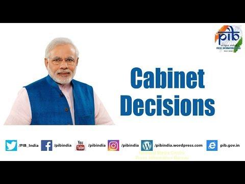 Cabinet briefing by Union Ministers Ravi Shanakar Prasad, Prakash Javadekar, Santosh Gangwar