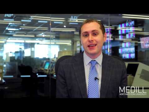 Josh Lederman (MSJ11) speaks to the power of a Medill degree ...