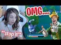 Pokimane getting Pranked by Streamers & Friends Part 2 **she got mad**