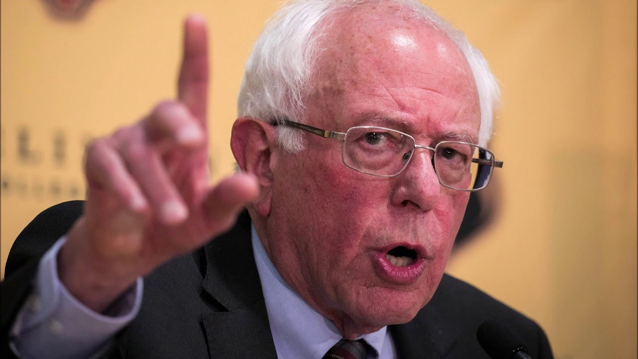 Bernie Sanders Proposes Canceling Student Debt for 45 Million Americans