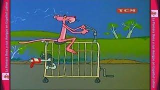 la pantera rosa ♦ motociclismo rosado ♦ audio español latino