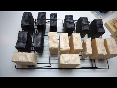 Making Goat Milk Soap