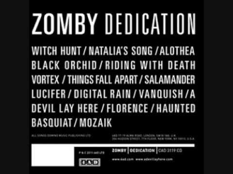 Zomby - Riding With Death