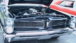 1963 Pontiac Catalina Sports Sedan 421 White OrlandoBahiaShrine030715