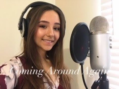 Coming Around Again - by Carly Simon (cover by Cecilia Pincov)