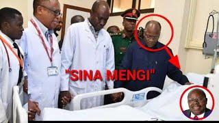 Maneno ya mwisho ya Mkapa kwa Magufuli kabla ya Kufariki dunia/ siku chache nyuma