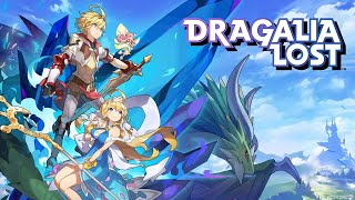 """Let's play - Dragalia Lost Ep. 1 """"The Test"""""""