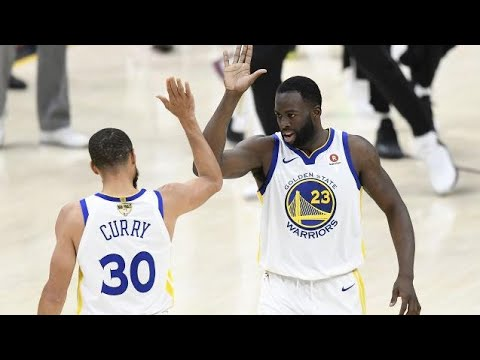 Dynasty! Warriors Dominate Cavs For Third NBA Title In Four Years