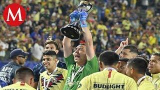 América Vence A Tigres En El Campeón De Campeones 2019