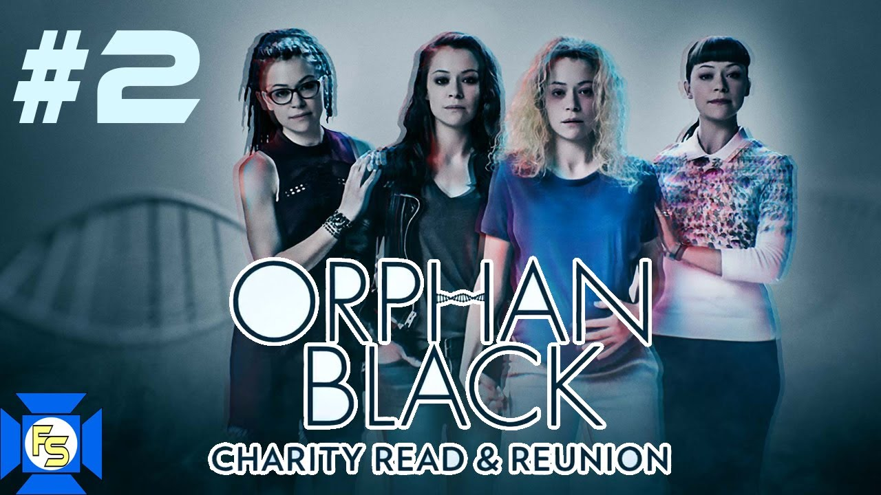 Download ORPHAN BLACK Charity Read and Reunion 2020 (BBC) – Part 2