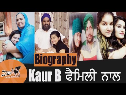 Kaur B   With Family   Biography   Mother   Father   Songs   Kaur B Dob   Kaur B Full Name  New Song