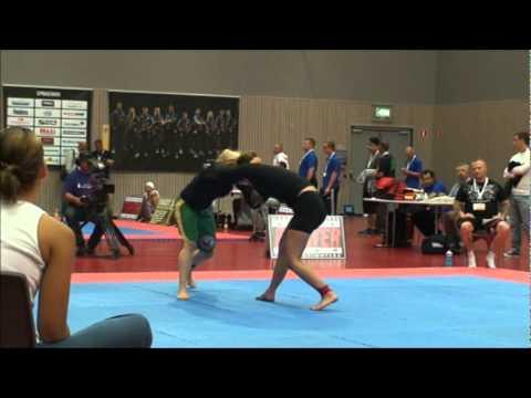 SW SM 2011 60kg final Karin Andersson vs Sofia Hedqvist