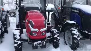 Трактор Чувашпиллер -504