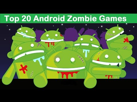 Top 20 Free Android Zombie Games