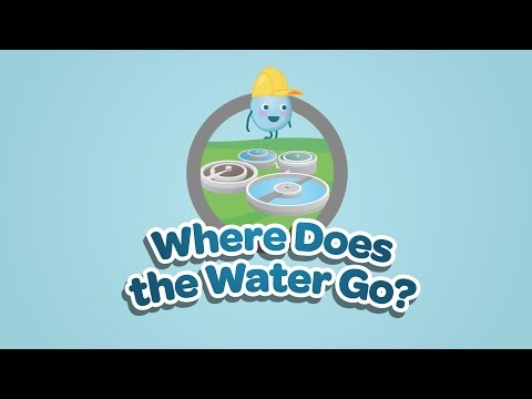 Where does the water go? - Sewerage treatment