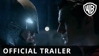 Batman v Superman: Dawn Of Justice - Comic-Con Trailer - Official Warner Bros. UK Thumb