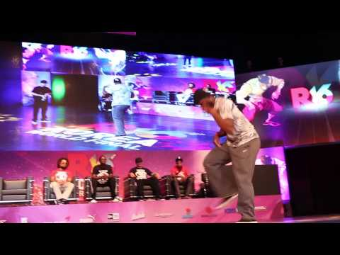 Popping DS (Korea) Vs Sally Sly (France) | Popping Semi-Final | R16 2014 World Finals