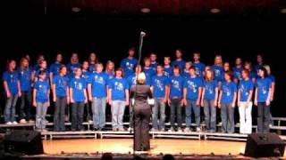 ain a that good news mwhs concert choir fall concert 2008