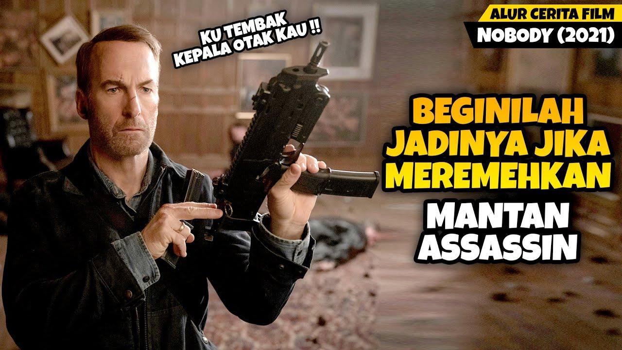 MANTAN ASSASSIN ELIT YANG SANGAT KEBAL - Alur Cerita Film NOBODY (2021)