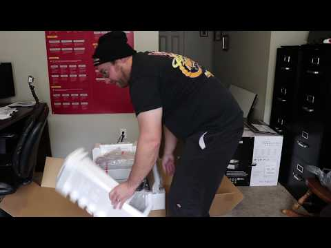 Canon ImageClass MF632CDW Color Laser Printer Complete Unboxing, Setup & Review