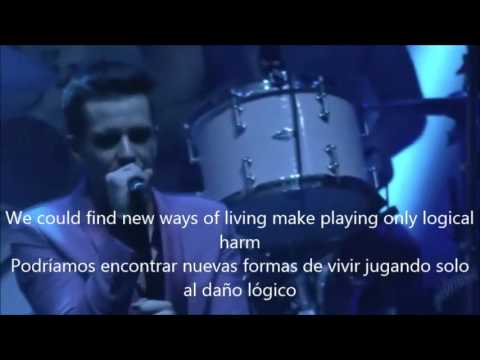 The Killers - Obstacle 1 [Cover Interpol] - Sub English/Español