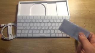 "Распаковка ""Клавіатура Apple Magic Keyboard"" из Rozetka.com.ua"