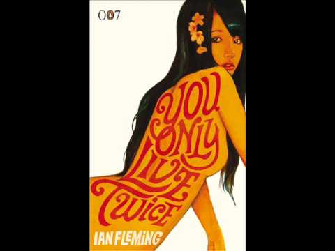 JAMES BOND;you only live twice;radio play;Ian Fleming