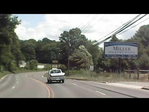 20160731 - Scenic NC Backroads