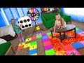 Giant Game Board Challenge! Winner Gets Cash!