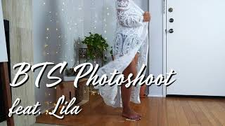 My first nude photoshoot with Lila. [preview]