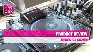 Review Denon DJ SC2900