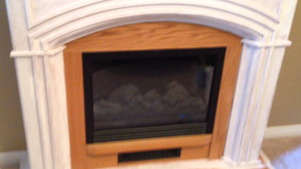 fireplace painted with annie sloan chalk paint youtube