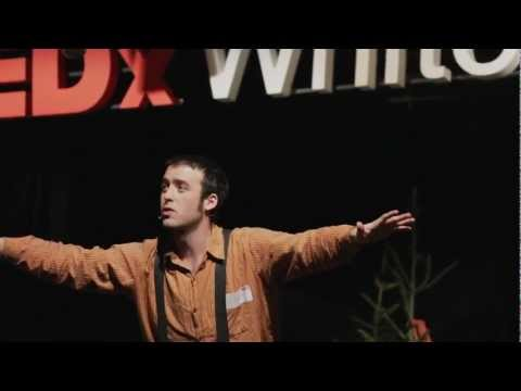 Atlas' Burden: Ben MacFadyen at TEDxWhitechapel