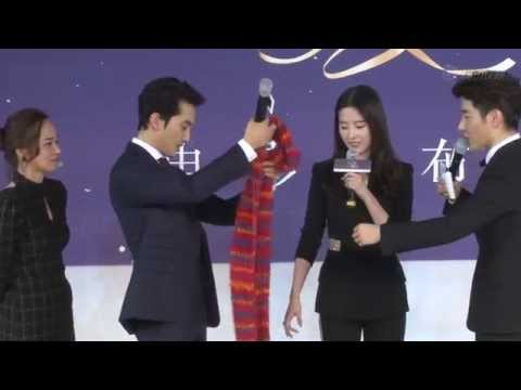 "8.1.2015 Song Seung Heon ""Third Way of Love"" Press Conference-3"