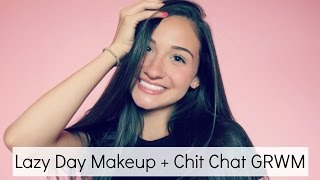 Lazy Days Makeup & Chit Chat Get Ready With Me || Beautychickee