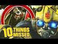 YouTube Turbo Bumblebee Trailer Breakdown - Easter Eggs & Things Missed