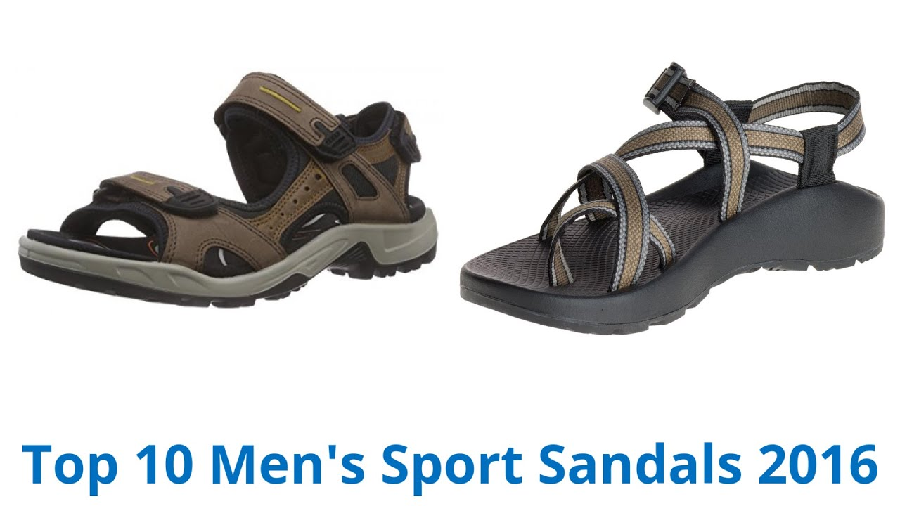 88047fd69 10 Best Men's Sport Sandals 2016 - YouTube