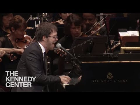 """Ben Folds - """"Erase Me"""" - with Blake Mills and the National Symphony Orchestra"""