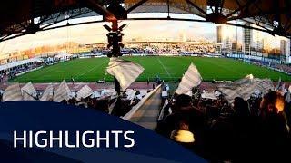 Racing 92 v Castres Olympique (P4) - Highlights – 16.12.2017