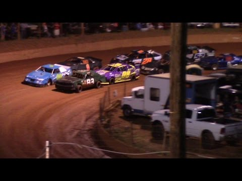 Winder Barrow Speedway Advanced Four Cylinders 7/30/16