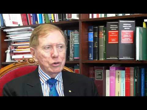 Back to School with Michael Kirby