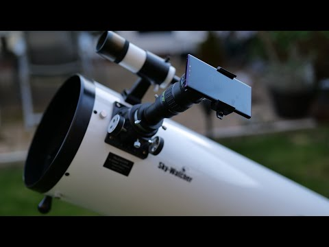 Astrophotography With A Huawei Smartphone