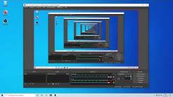 HowTo: Bildschirm oder Fenster in Windows aufnehmen (OBS Studio)