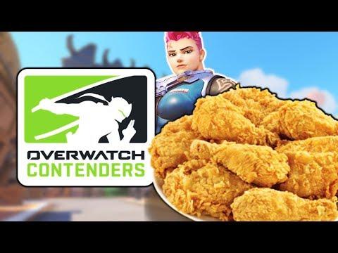 contendies player btw - Overwatch thumbnail