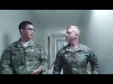 Welcome to Fort Riley; Single Soldier Barracks Living