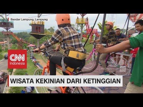 Wisata Kekinian Dari Ketinggian di Lampung