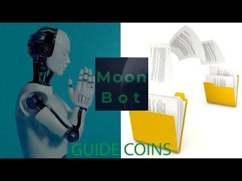 Moon Bot. COINS Who Copy BTC