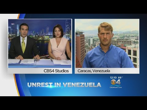 Venezuelan Citizens Deeply Concerned After Overnight Raids