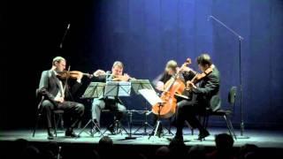 Jerusalem Quaretet: Shostakovich, Quartet No. 8 - 2. Allegro Molto