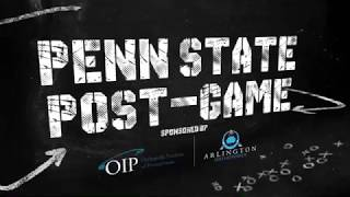 Penn State Ohio State Post Game Video